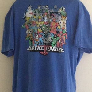 Other - Marvel Justice League t-shirt